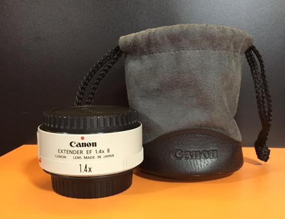 Extender Extensor Teleconversor Canon Ef 1.4x Ii
