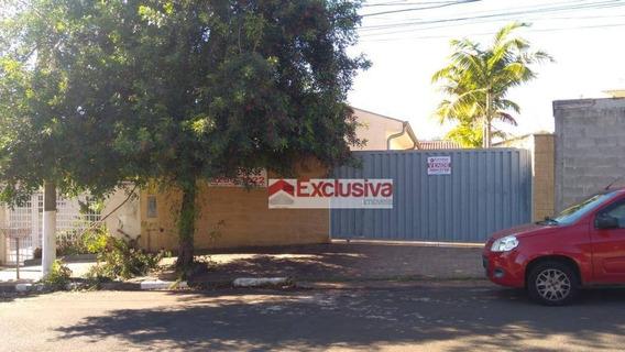 Casa Com 1 Dormitório À Venda, 135 M² Por R$ 430.000 - Betel - Paulínia/sp - Ca1475