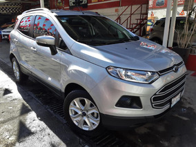 2016 Ford Eco Sport Trend Aut Plata