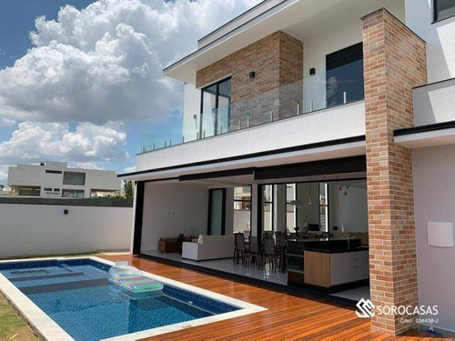 Casa À Venda, 374 M² Por R$ 2.390.000,00 - Alphaville Nova Esplanada Iii - Votorantim/sp - Ca1792