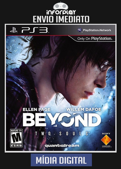 Beyond Two Souls Português Pt Ps3 Psn