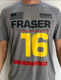 ac5a9042567 Camiseta Workout Crossfit - Linha Fraser Crossfit Games