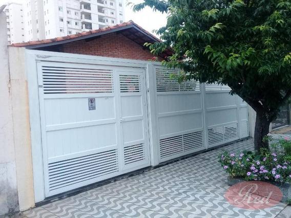 Casa - R. Barão Do Rio Branco - Vl. Costa - Suzano - Ca1422