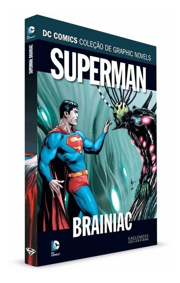 Graphic Novels Eaglemoss Superman Brainiac Volume 18