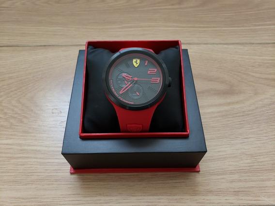 Relógio Scuderia Ferrari Vermelho 83039