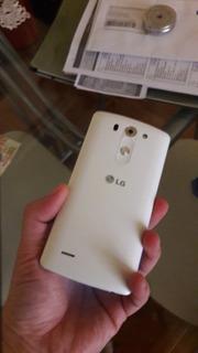 Celular Lg G3 Beat - Blanco, Librerado Y Con Funda Protec