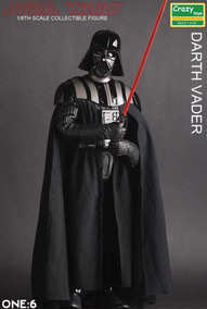 1/6 Darth Vader Crazy Toys Star Wars Ñ Hot Toys Kylo Ren