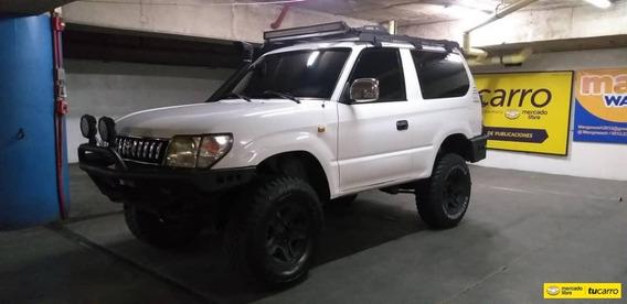 Toyota Merú Rústico