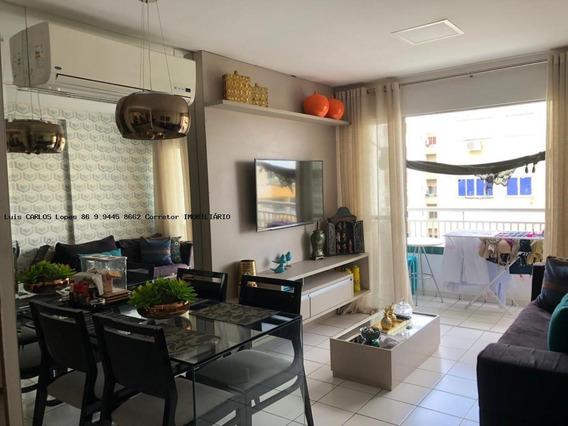 Apartamento 3 Quartos Para Venda Em Teresina, São João, 3 Dormitórios, 3 Suítes, 3 Banheiros, 2 Vagas - Fontes Ib_2-1071749