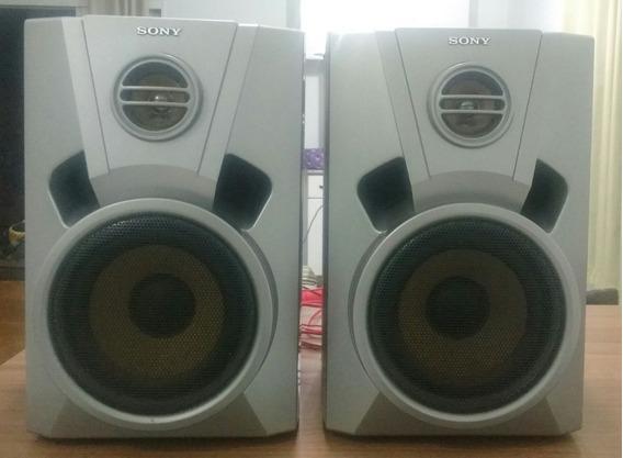Caixas De Som Ss-dx1 Para Micro System Sony Mhc-dx1