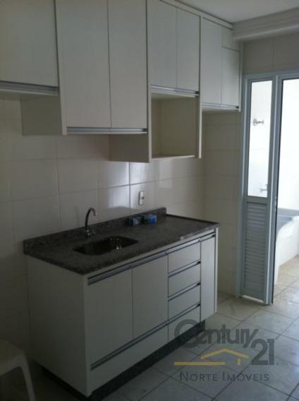 Apartamento, Aluguel, Vila Rosalia, Guarulhos - 4537 - L-4537