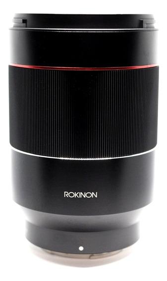 Lente Rokinon Samyang Fe 35mm F1.4 Af E-mount Sony A7iii A7