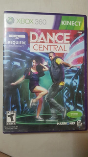 Dance Central Para Kinect