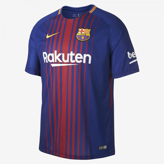 Camiseta Nike Barcelona Stadium Home 2017/18 847255 | Katy