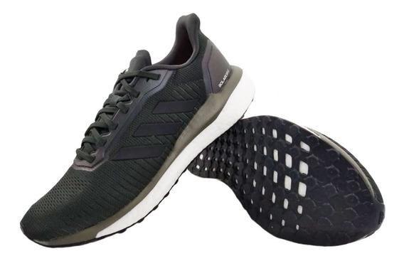 Zapatillas adidas Solar Drive Verde Running Full Eezap