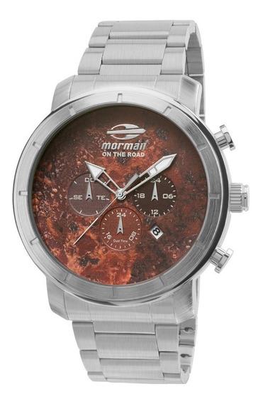 Relógio Mormaii Masculino Multifunção Mojp25am/3m