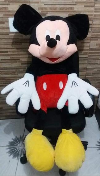 Pelúcia Gigante Mickey E Minnie