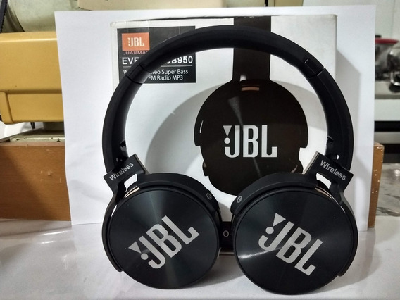 Headphone Stereo Jbl Everest Jb950 - Envio Imediato!