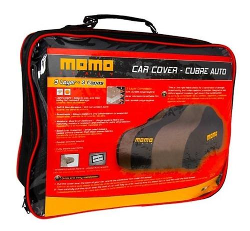 Cobertor Forro Cubre Auto Funda 3 Capas L Cc3ll1 Momo
