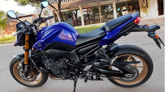Yamaha Fz8 Naked