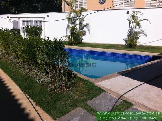Casa Em Condomínio Com 4 Quartos Para Comprar No Parque Copacabana Em Belo Horizonte/mg - 1778