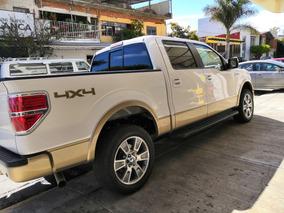 Ford Lobo 3.5 Lariat Cabina Doble 4x4 Mt 2014