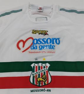 Camisa Baraúnas Rio Grande Do Norte Mossoró - 01