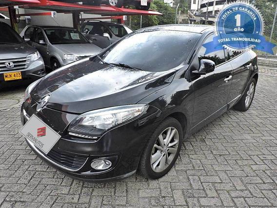 Renault Megane Iii At 2.0 2013 His225