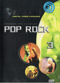 Dvd Pop Rock 3 - Dvd Okê