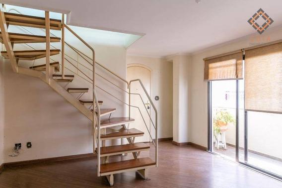 Cobertura Duplex Com 3 Dormitórios À Venda, 195 M² Por R$ 1.550.000 - Campo Belo - São Paulo/sp - Co1253