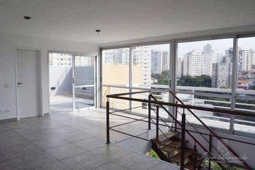 Imagem 1 de 10 de Cobertura Com 4 Dormitórios À Venda, 200 M² Por R$ 1.600.000,00 - Chácara Klabin - São Paulo/sp - Co0315