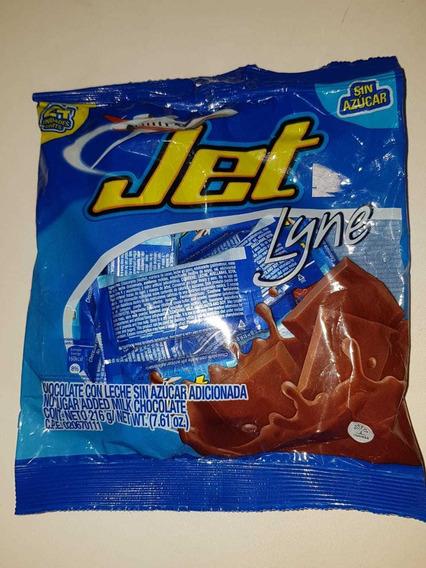 Jet Chocolates Sin Azúcar Para Diabéticos
