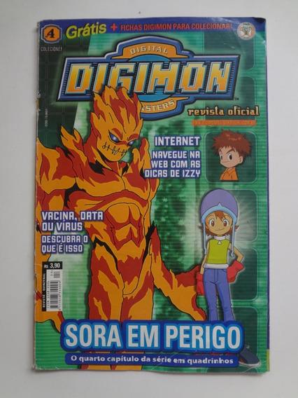 Revista Digimon Nº 4