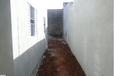 Casa Em Jardim Novo Ii, Mogi Guaçu/sp De 63m² 2 Quartos À Venda Por R$ 205.000,00 - Ca426287