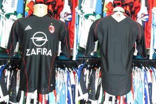 Milan 2005 Terceira Camisa Tamanho P.