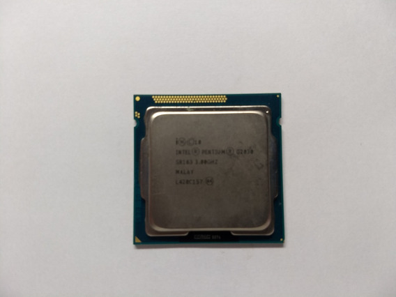 Proc Desktop 1155 Dual Core G2030 3,0 Ghz Oem - Seminovo