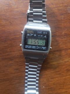 Reloj Seiko Crono Original Funcionando Dijital