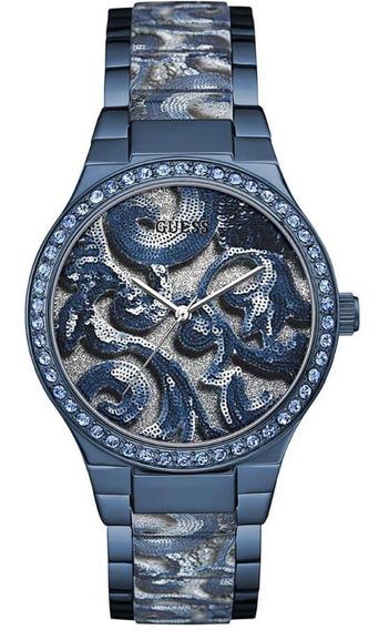 Relógio Feminino Guess 92615lpgsea2 Barato Original Garantia