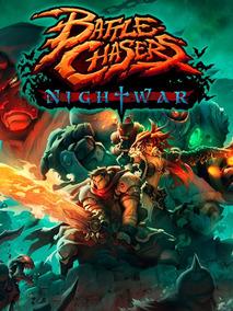 Battle Chasers + 3 Jogos Do Nintendo Switch