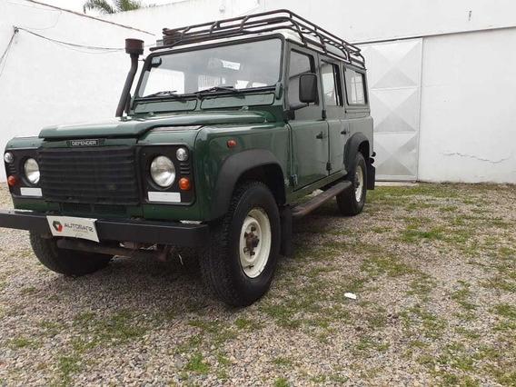 Land Rover Defender 110 Td5 Station Wagon