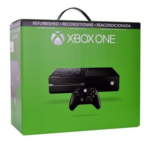 Novo Xbox One Console W/500gb Hdd, Wireless Controller