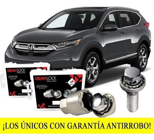Tuercas De Seguridad Galaxylock Honda Crv  Ex 2018