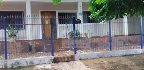 Casa Com 3 Dormitórios À Venda, 210 M² Por R$ 350.000,00 - Jardim Santa Madalena - Sumaré/sp - Ca1197