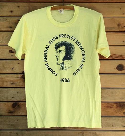 Vintage 1986 Elvis Presley Memorial 5k Running