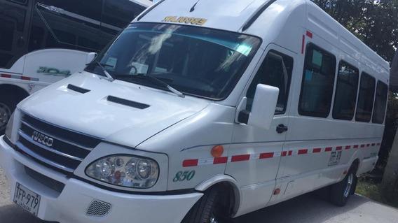 Se Vende Camioneta Iveco 19 Puestos