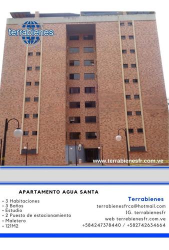 Imagen 1 de 10 de Apartamento En Sector El Rosario
