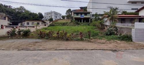 Imagem 1 de 8 de Terreno À Venda, 511 M² Por R$ 425.000,00 - Escola Agrícola - Blumenau/sc - Te0358