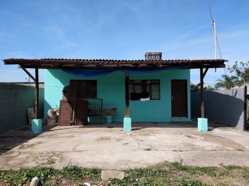 Imagem 1 de 14 de Casa 2km Do Mar Com 1 Dorm 1 Wc E 250m² 6833