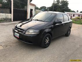 Chevrolet Aveo Sincronica