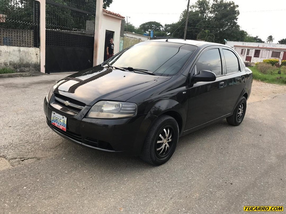 Chevrolet Aveo Sincronica